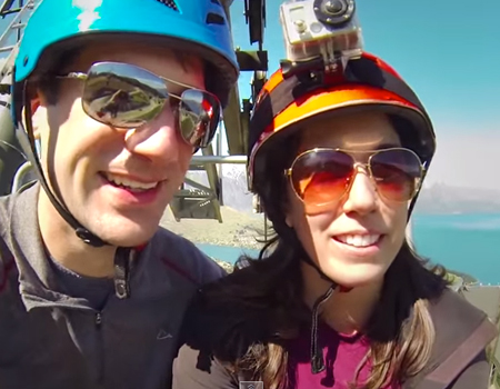 Living a Kiwi Life – Episode 9: Skyline Luge