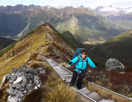 Living a Kiwi Life – Ep. 17 – Kepler Track, Great Walk