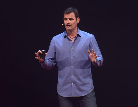 Mike Allsop at TEDxAuckland