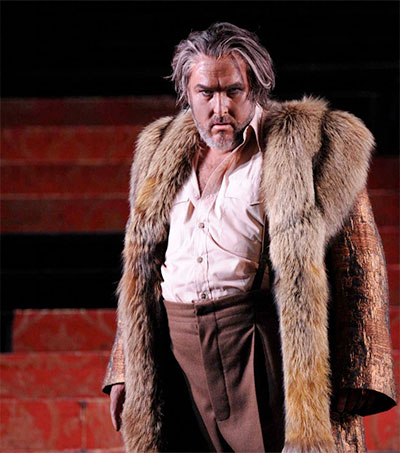 Simon O'Neill Is the Mighty Otello in New Houston Opera Season