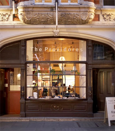 Providores and Tapa Room London's Best for NZ Fare