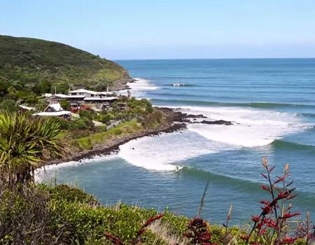 Living a Kiwi Life – Ep. 20 – Surfing Raglan Road Trip