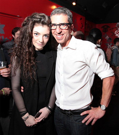 Lorde's NYC A&R Man's Lucky Day