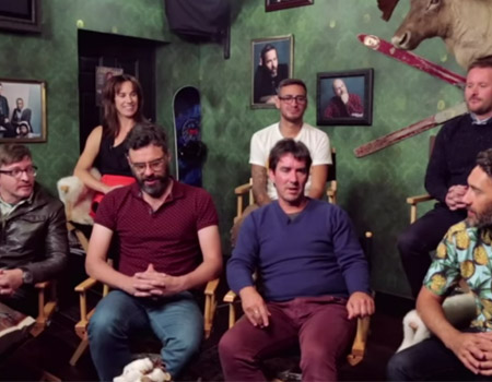 Fireside Chats: The Cast of 'What We Do in the Shadows' Reveals Hollywood's Vampires
