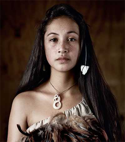 Maori Feature in New Book Documenting World's Tribes