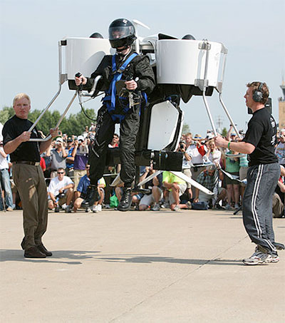 Jetpack Maker Charts Flight to Australian IPO