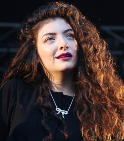 Lorde's 'Hunger Games' Soundtrack
