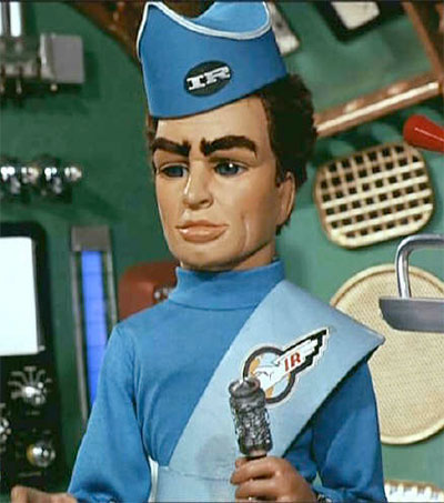 Weta's Richard Taylor Takes on Thunderbirds Challenge