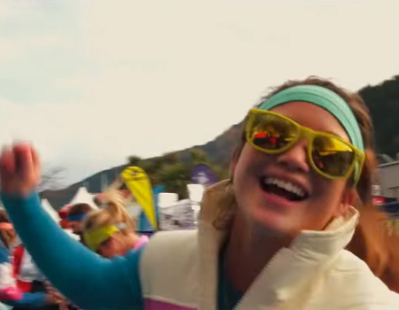 Happy – Queenstown Winter Festival 2014