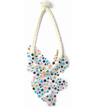 Lisa Walker's Unconventional Jewels Make Italian Vogue