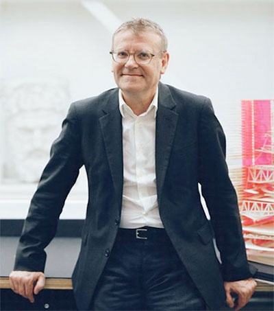 Mark Wigley Judging Hot Helsinki Guggenheim Competition