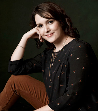 Melanie Lynskey the Voice of an Irascible Cartoon Bluebird