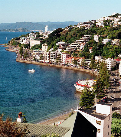 Wellington Makes Rough Guides Top Ten Best Cities for 2015