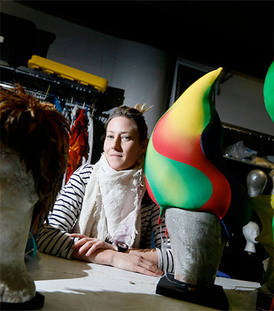 Tanya Jacobs Ensuring Cirque Du Soleil's Wardrobe Flies