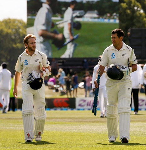 Black Caps Best Year Ever