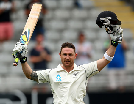 Brendon McCullum's Whirlwind Double Century