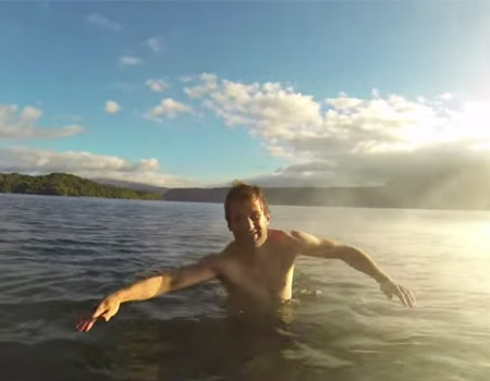 Living a Kiwi Life – Ep.24 – Tarawera Trail Hot Water Beach