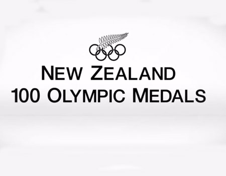 New Zealand – 100 Olympic Medals