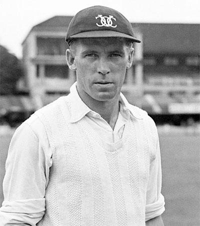 Cricket Legend Martin Donnelly Remembered in Warwickshire