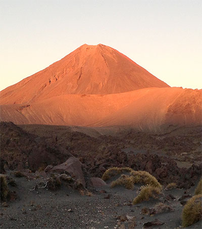 Outflanking the Tolkien Fans on Tongariro