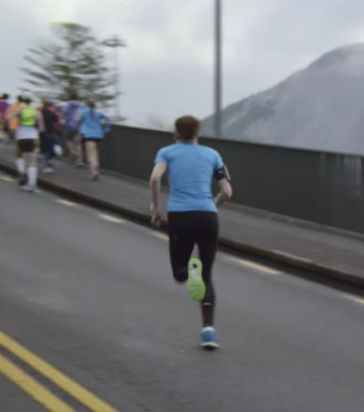 Running Gets Epic in Asics' Biggest Global Campaign
