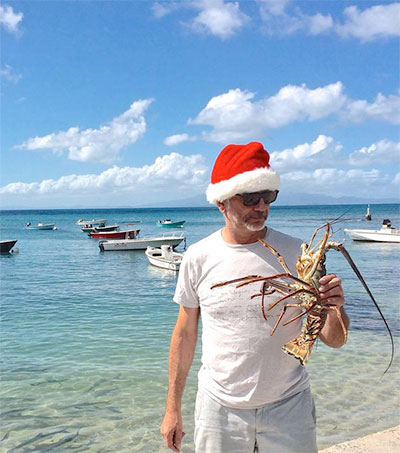 Simon Baeyertz Helping Reclaim Puerto Rico's Food Paradise