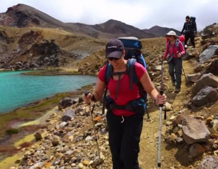 Living a Kiwi Life – Tongariro Alpine Crossing – Ep. 29