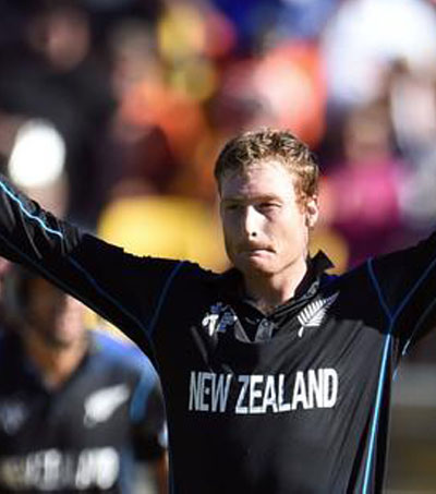 New Zealand beat West Indies by 143 runs and reach Cricket World Cup semi-final