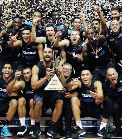New Zealand Breakers Win NBL Title Over Cairns