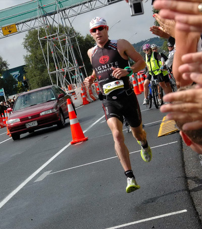 Brown Takes Taupo again
