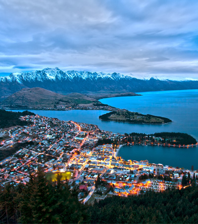 Queenstown Voted Top Destination in the South Pacific