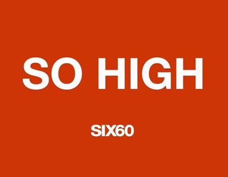 Six60 – So High