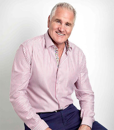 Brent Pope's Shirt Range for Stylish Rugby Types