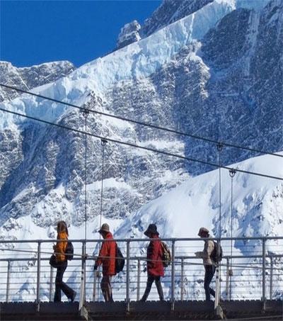 Rugged Aoraki Region a Pinnacle of Adventure