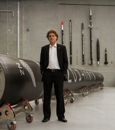 Rocket Lab Unveils 3D-Printed, Battery-Powered Rocket Engine