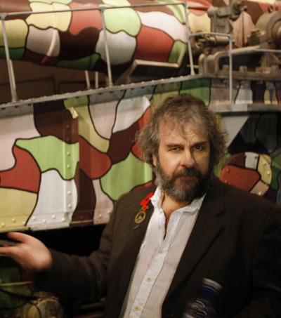 Peter Jackson Helps History Come Alive in New Zealand