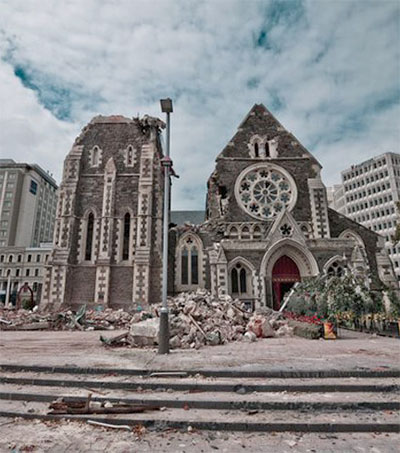Contemplating the Rebuilding of Christchurch Cathedral