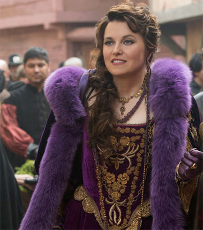 Lucy Lawless Brings a Defiant Edge to Salem