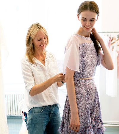 Rebecca Taylor Forgoes the Runway for Digital-Marketing