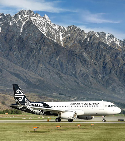 Air New Zealand Celebrates 75 Years of Flying