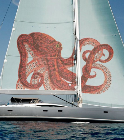 Doyle Sails New Zealand Revolutionises Sail Art