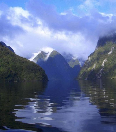 Fjords Crucial to Carbon Burial