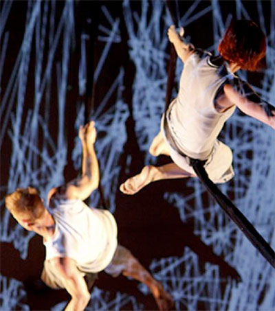 David Clarkson's Encoded Opens New Canberra Festival