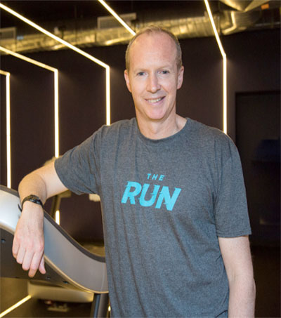 John Henwood's NY Fitness Studio Not Run of the Mill