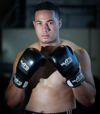 Joseph Parker Crushes Yakup Saglam in Two Rounds