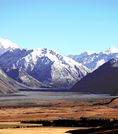 New Zealand Ranked Top in Poll of Must-Visit Film Locations