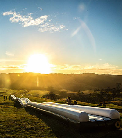 Jimi Hunt-Designed Waterslide Relocating to US Ski Trail