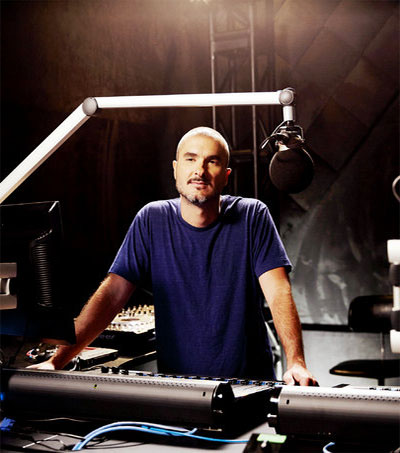 Zane Lowe Helping Apple Reinvent Live Radio
