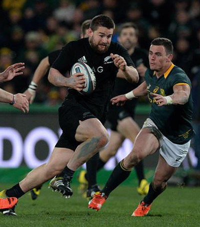 McCaw Magic Seals All Blacks Win at Ellis Park