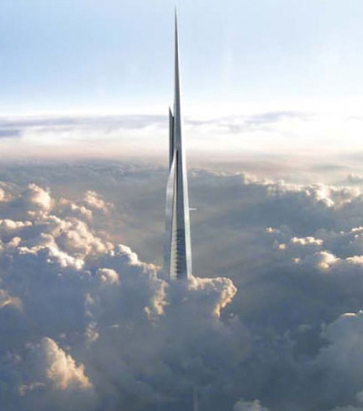 Two Kiwi Engineers Working on World's Tallest New Tower in Saudi Arabia